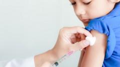 ילד מקבל חיסון (אילוסטרציה)