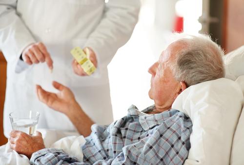 אשפוז בעקבות תופעות לוואי של תרופות (אילוסטרציה)
