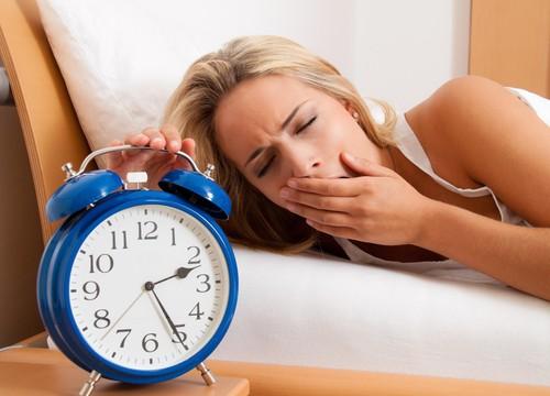 מעט שעות שינה (אילוסטרציה)