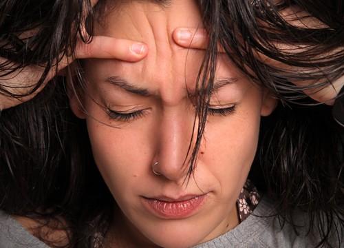 כאב ראש כרוני (אילוסטרציה)