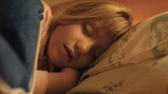 ילדה ישנה (אילוסטרציה)