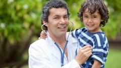 רופאים שהם הורים לילדים קטנים יעבדו 7.5 שעות ביום (אילוסטרציה)