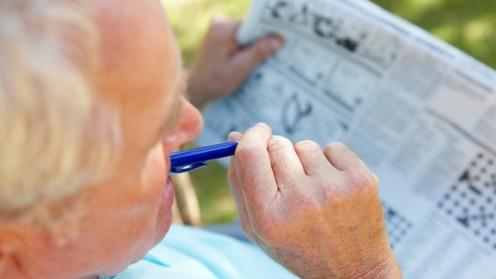 תפקוד של מבוגרים בגיל הזקנה (אילוסטרציה)