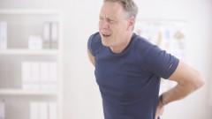 כאבי גב כתוצאה מאנקילוזיס ספונדיליטיס (אילוסטרציה)