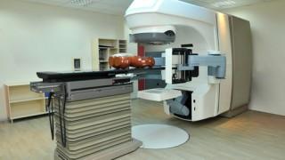 חדר טיפול בהקרנות (אילוסטרציה)