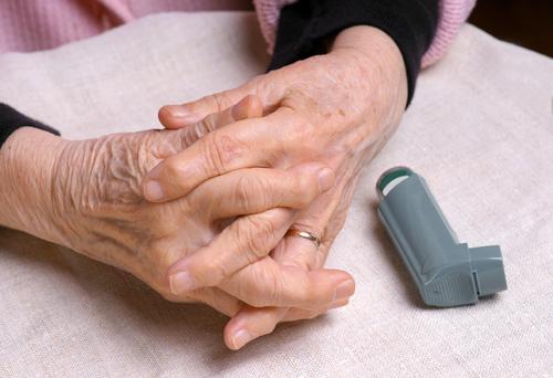 טיפול באסתמה (צילום: אילוסטרציה)