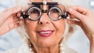על הקשר שבין גיל ומידת הפגיעה בראייה לאיכות חיים